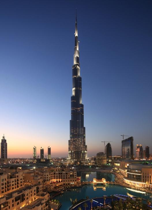 Armani hotel dubai 600 assunzioni nel grattacielo pi - Dubai grattacielo piu alto ...