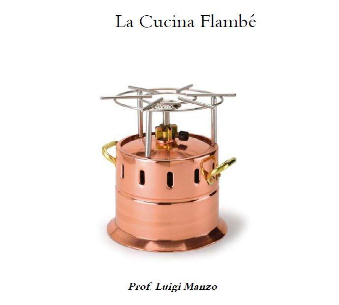 Il manuale della cucina flambe del prof luigi manzo for Cucinare con 2 euro al giorno pdf
